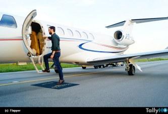 Flapper a pocos meses de aterrizar en Chile está innovando el mercado de vuelos ejecutivos