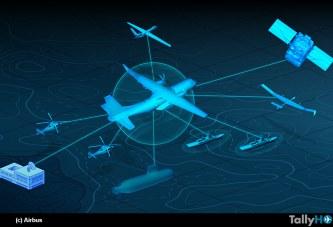 Airbus demuestra el sistema de misión C295 FITS operado por tripulaciones en tierra
