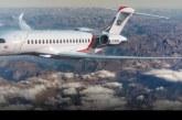 Dassault Aviation lanza Falcon 10X con la cabina más grande de la industria de la Aviación Ejecutiva