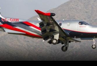 Pilatus entrega avión PC-12 N° 1.800
