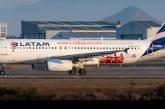 LATAM es la línea aérea oficial de la Selección Chilena de Fútbol
