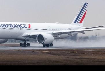 Air France inició operaciones a Chile con Airbus A350