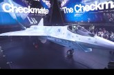 Nuevo caza «Checkmate» de Sukhoi fue presentado en MAKS 2021