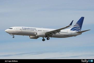 Copa Airlines actualiza la flota 737NG con ruedas y frenos Collins