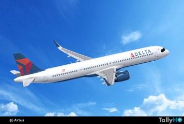 Delta Air Lines ordena 30  aviones Airbus A321neo adicionales
