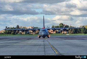 FACH participa en Ejercicio Aéreo «Cooperación VII» en Colombia