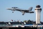 Boeing entrega primer F/A-18 Block III Super Hornet a la US Navy