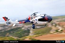 Airbus Helicopters comienza las pruebas de vuelo con un sistema de respaldo del motor