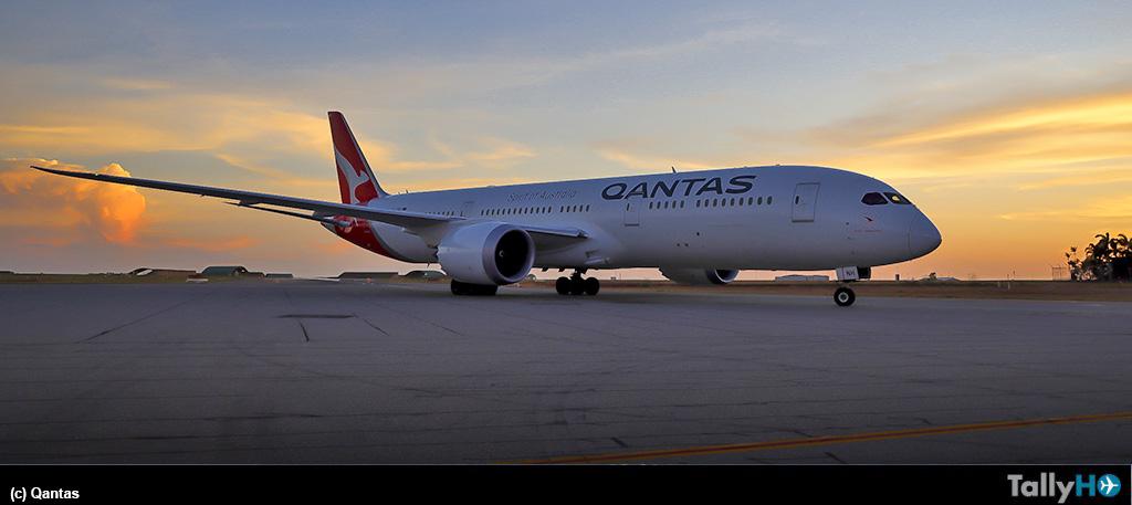 Qantas realiza vuelo histórico de repatriación desde Buenos Aires a Darwin